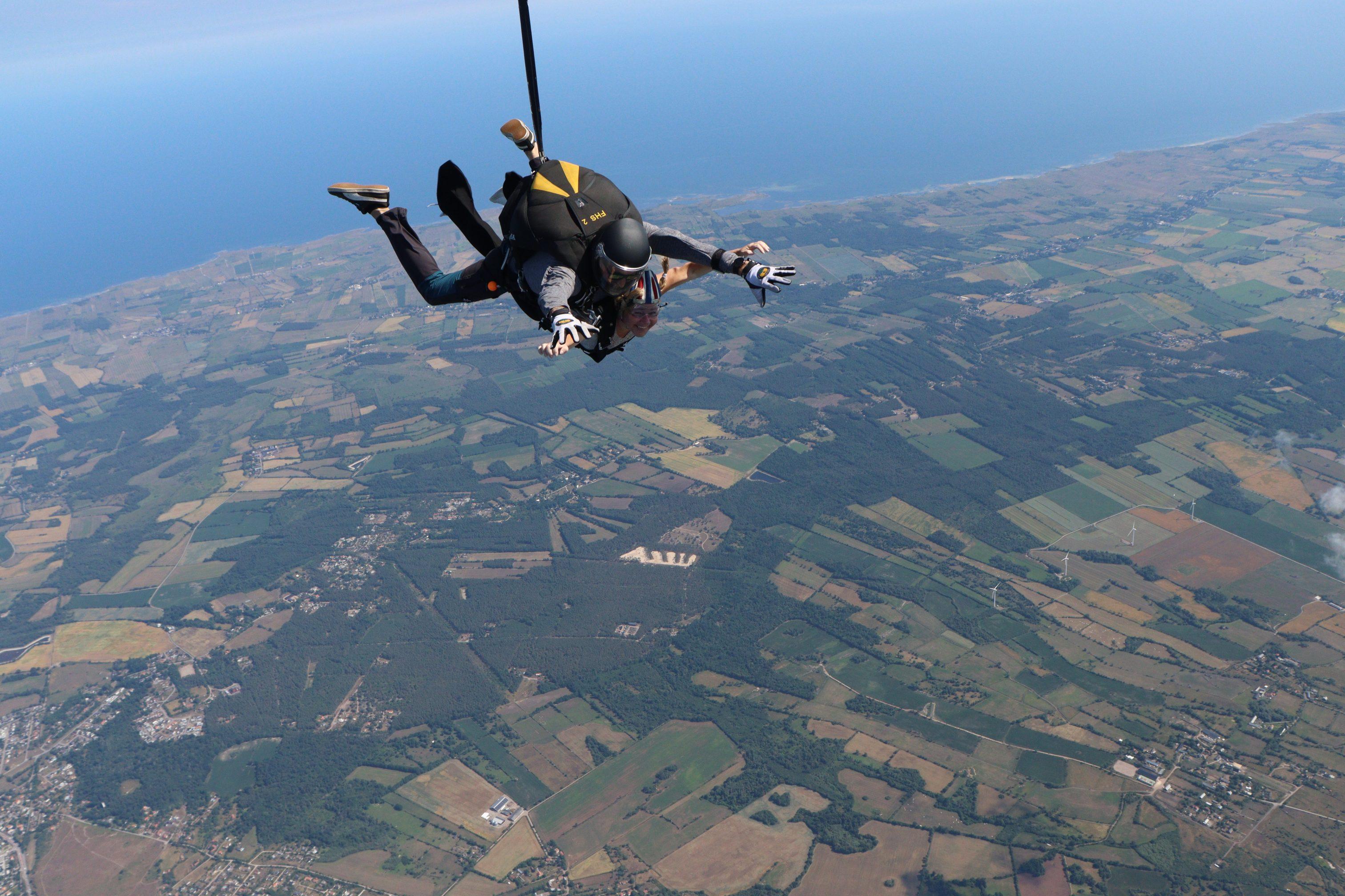 Skydiving 2021
